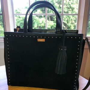 Kate Spade Studded Shoulder Bag